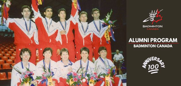 Badminton Canada Launches Alumni Program