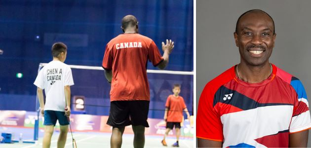 Biography: Badminton Coach, Elliott Beals