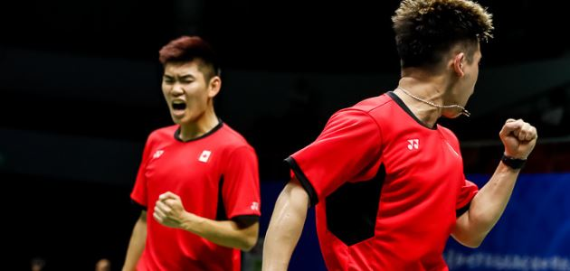 Canadian Athletes Compete at the YONEX Swiss Open 2021